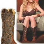 Taylor Swift Corral Boots