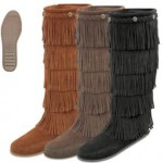 5 Layer Fring Boot