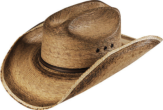 Kenny Chesney Palm Straw Hat