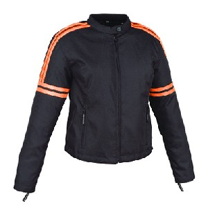 Black and Orange Jacket