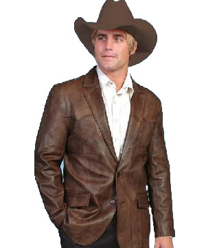 Scully Western Blazer