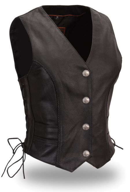 Ladies Buffalo Nickel Vest