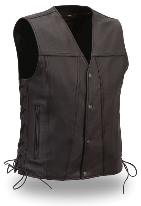 Single Panel Vest