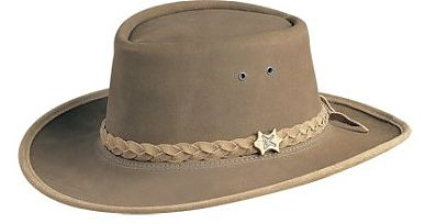 Mens Stockman Suede Cyclone BC Hat