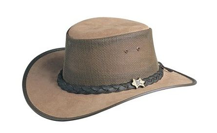 Cool As A Breeze Rough Out Moose Suede BC Hat