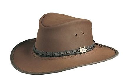 Bush & City Shapeable Brown Oily BC Hat