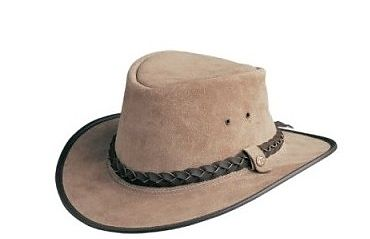 Bac Pac Traveler Rough Out Moose Leather BC Hat