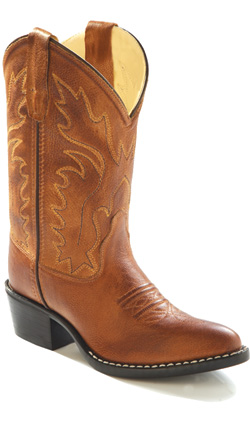 Old West Bomber Cowboy Boot