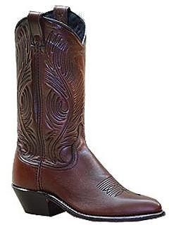 Women's Abilene Chocolate Polished Cowboy Boot