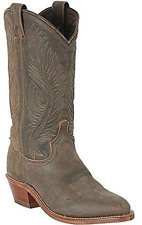 Womens Abilene Distressed Western Boot
