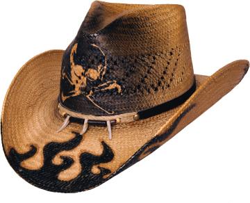 Bullhide Dangerous Straw Hat