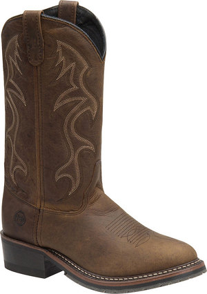 12 Inch Black ICE� Western Brown