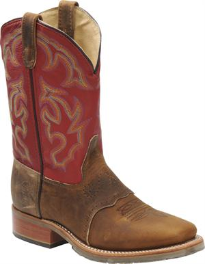 Men's Wide Square Work Roper Old Town