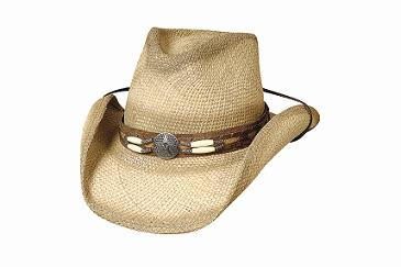 Bullhide Dundee Straw Hat