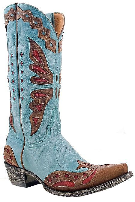 Womens Old Gringo Boots Monarcha