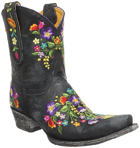 Womens Old Gringo Boots Sora Black