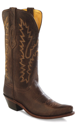 Old West Womens Black Cowboy Boot (CLONE)