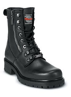 Milwaukee Motorcycle Boots Trooper