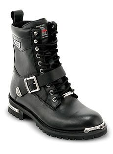 Milwaukee Motorcycle Boots Renegade