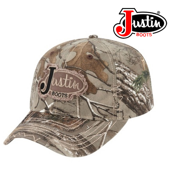 JUSTIN BOOTS  REALTREE® DISTRESSED BRIM  PDG73249
