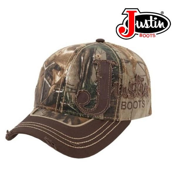 Justin Boots REALTREE® CAMO J APPLIQUE Cap PDG73251