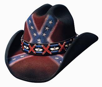 Rebel Souls Felt Hat