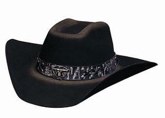 Roundup Street Felt Hat