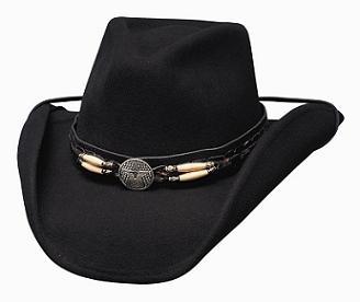 Skynard Felt Hat