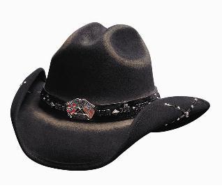Southern Rizin Felt Hat