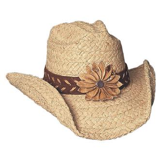 Sunset Straw Hat
