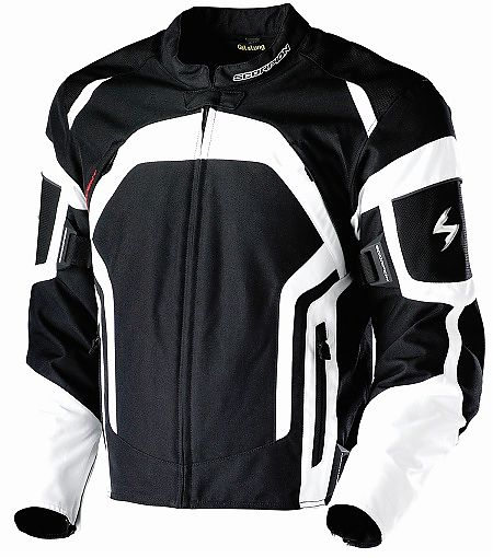 Scorpion Motorcycle Jacket Tornado