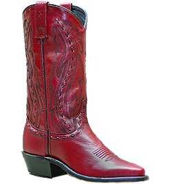 Women's Abilene Red Cowhide Boot