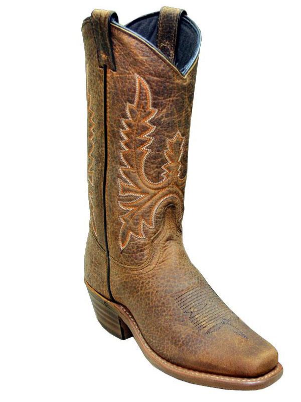 Women's Abilene Olive Brown Cowboy Boot