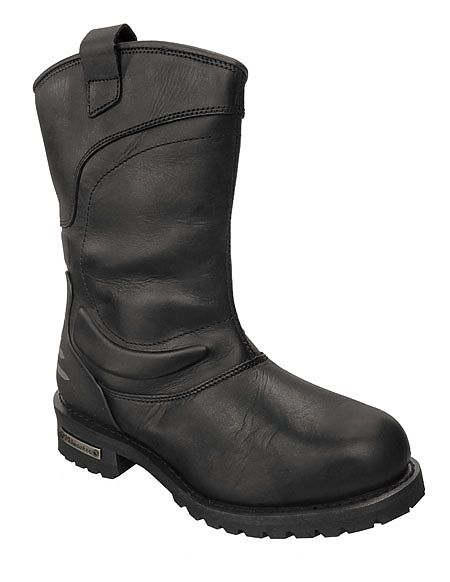 Mens Milwaukee Boots Deluxe Engineer