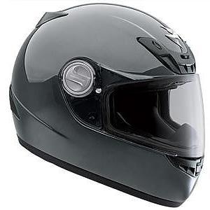 Scorpion EXO-400 Full Face Helmet in Dark Silver