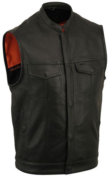 First Biker Concealment Vest
