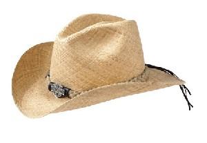 Harley Davidson Soft Straw Hat