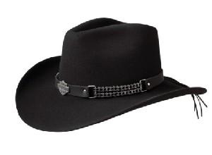 Harley Davidson Chain Hat
