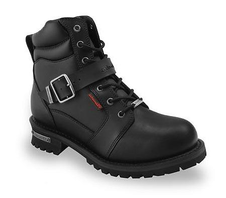 Mens Milwaukee Boots Iron Side
