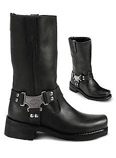 Womens Milwaukee Boots Classic Harness