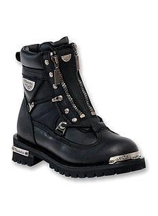 Womens Milwaukee Boots Throttle