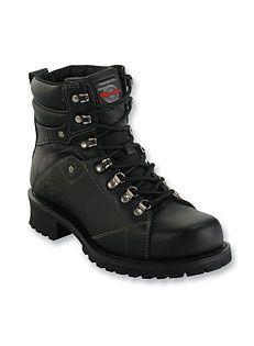 Milwaukee Motorcycle Boots Jack Hammer