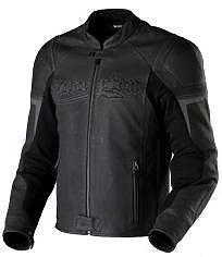 Scorpion Motorcycle Jacket Stinger in black