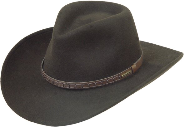 Stetson Sturgis Hat Chocolate