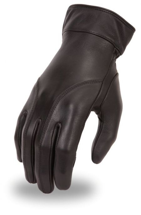 Womens Gel Leather Glove