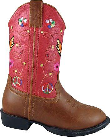 Childrens Smoky Boots Austin Light Up Boots