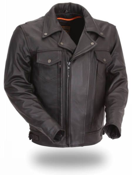 Nevada Replica Harley Davidson Jacket Mens