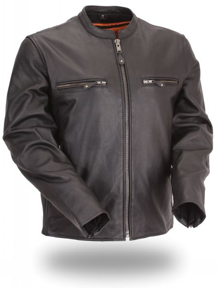 Side Stretch Scooter Jacket