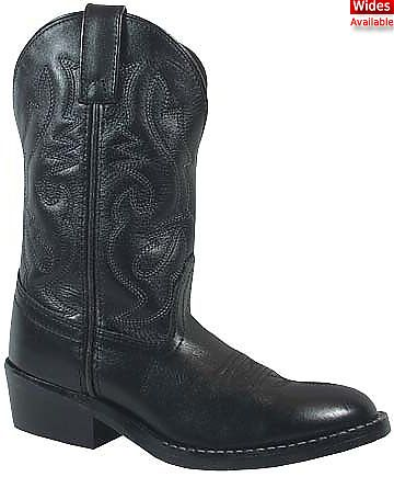 Smoky Boots Children's Denver Black