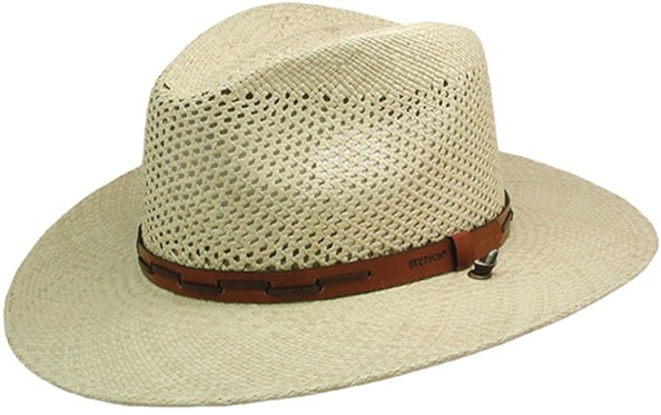 Stetson Airway Straw Hat